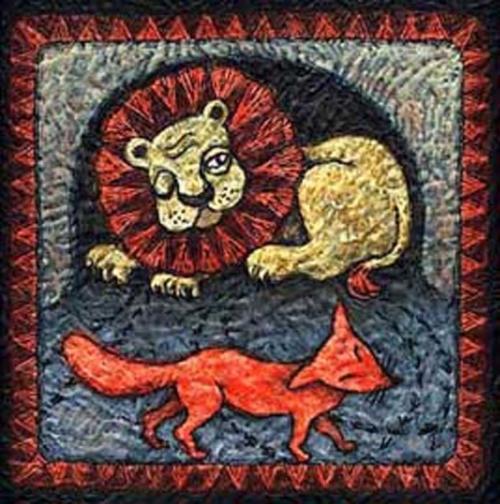Lion & Fox