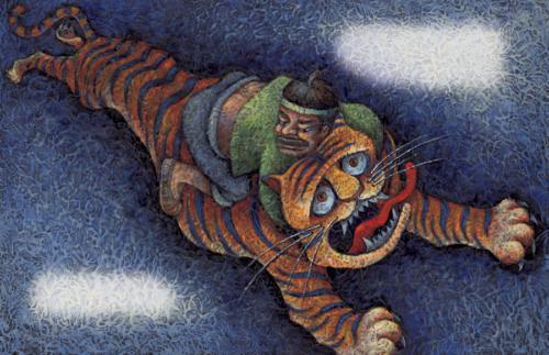 Tiger 24-25