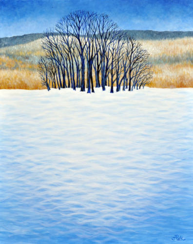 Fresh WinterBlue II (Sold)