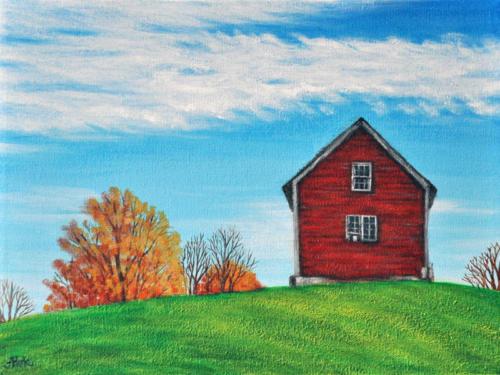 Red School House II