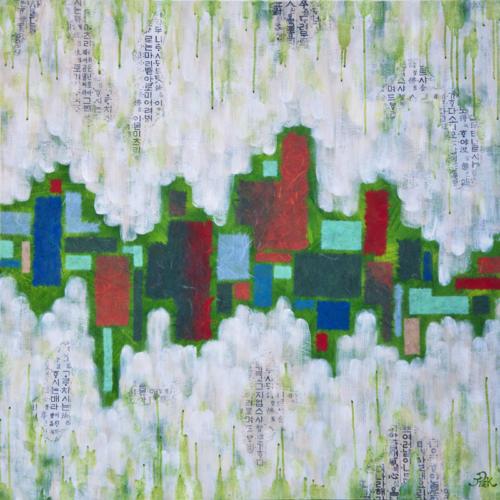 Passage - green