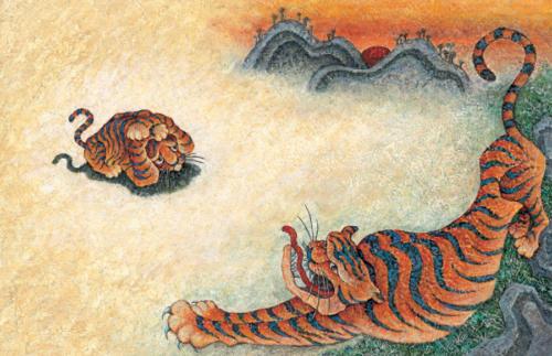 Tiger 6-7