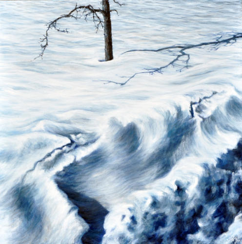 Winter Waves II